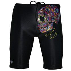 Jungen Boxer-Psycho skull Bermuda