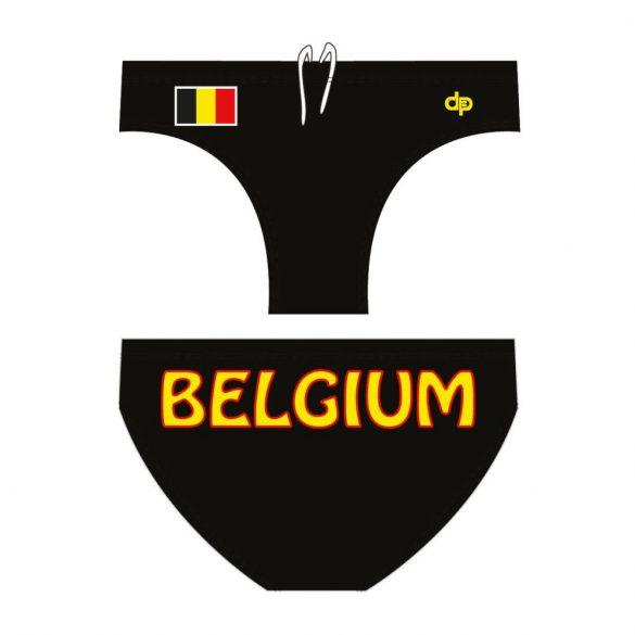 Herren Schwimmhose - Belgium