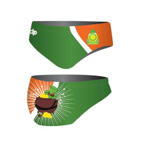 Herren Schwimmhose - St. Patrick