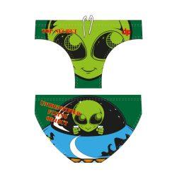 Herren Schwimmhose-UFO