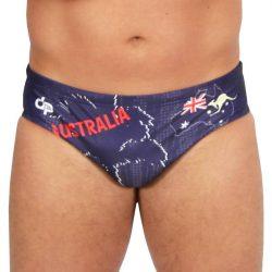 Herren Schwimmhose-Australia
