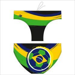 Herren Wasserballhose - Brazil Men 3