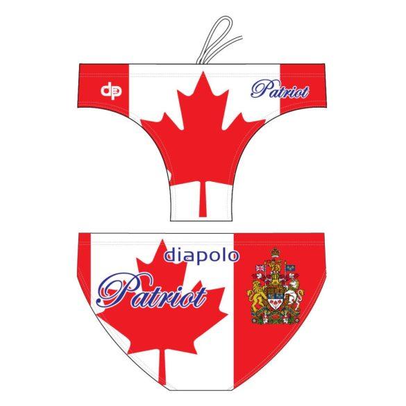 Herren Wasserballhose - Canada Patriot 3