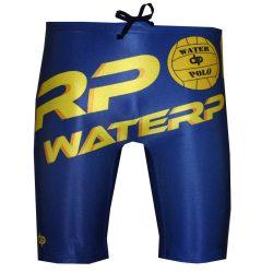 Herren Bermuda Boxer-Waterpolo