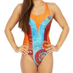 Damen Schwimmanzug-Kháló 2 mit breiten Trägern