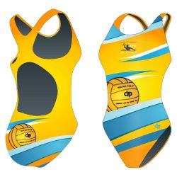 Damen Schwimmanzug-HWPSC2 mit breiten Trägern