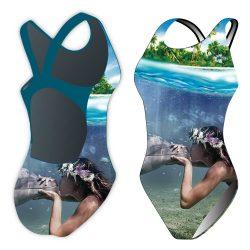 Damen Schwimmanzug - Sync mermaid kiss