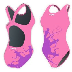 Damen Schwimmanzug - Sync cyrcle 2 (synchro 2)