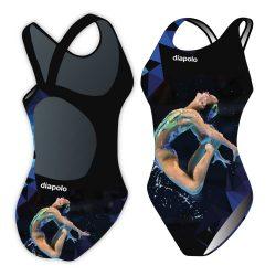 Damen Schwimmanzug - Sync flyer (synchro 5)