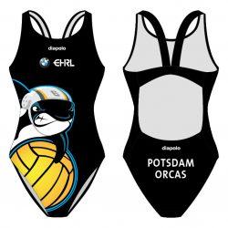 """ORCAS-Damen Schwimmanzug """"Pegazus"""""""