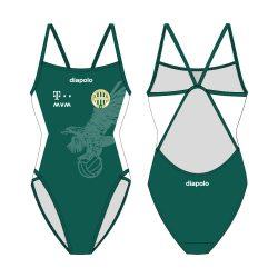 Damen Schwimmanzug-FTC mit breiten Trägern