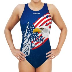 USA women's water polo swimsuit