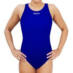 Damen Wasserballanzug-Comfort-königsblau