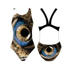Damen Schwimmanzug-Eye