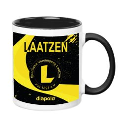 Laatzen - Tasse schwarz