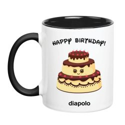 Tasse-Happy Birthday!