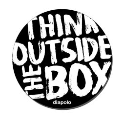 Mausunterlage-ThinkOutsideTheBox