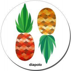 Mausunterlage - Pineapple 1