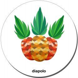 Mausunterlage - Pineapple 3