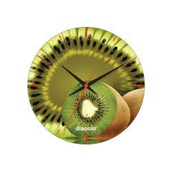 Wanduhr - Kiwi Fruit
