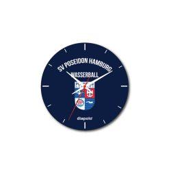 Hamburg Poseidon clock