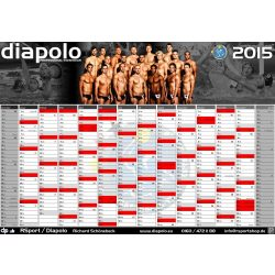Kalendar-Deutsche Herren Wasserball Nationalmannschaft 2015