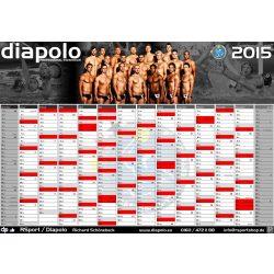 Kalendar - Deutsche Herren Wasserball Nationalmannschaft 2015