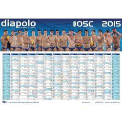 Naptár 2015 OSC
