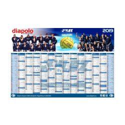 Calendar-Wasserball-Nationalmannschaft