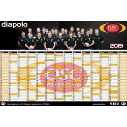 Calendar - 2019 OSC POTSDAM