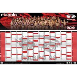 Calendar - 2019 WASPO 98 SCHWIMMEN