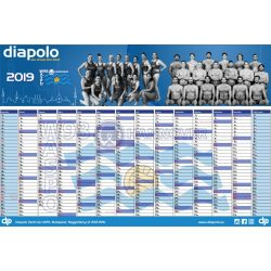 Waspo Hannover - Calendar