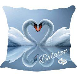 Kissenbezug-Balaton Swan