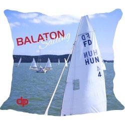 Kissenbezug-Balaton Sailing