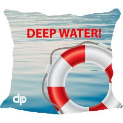 Kissenbezug - Balaton Deep Water
