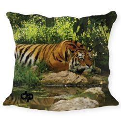 Kissenhülle-Tiger 2