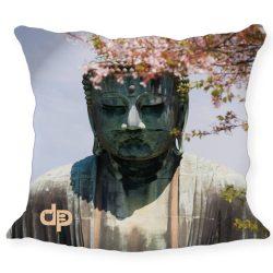 Kissenhülle-Buddha