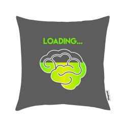 Kissenbezug - Brain Loading