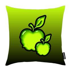 Kissenbezug - Apple