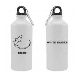 White Sharks - Kürbisflasche