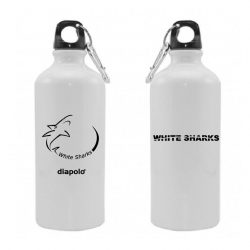 White Sharks - Kürbisflasche 1
