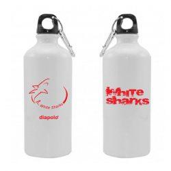 White Sharks - Kürbisflasche 2