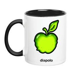 Tasse - Apfel