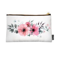 Necessaire-Watercolor Flowers