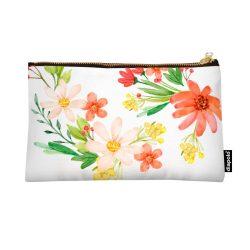 Necessaire-Watercolor Flowers 2