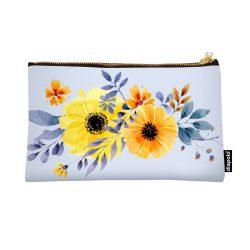 Necessaire-Watercolor Flowers 3