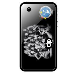 Német női válogatott - Samsung telefon hátlap