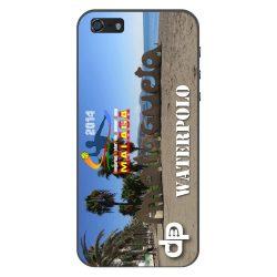 Handyhülle - HWPSC Malaga beach Samsung
