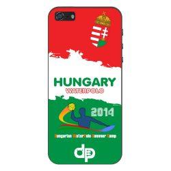 Handyhülle - HWPSC HUN flag iPhone