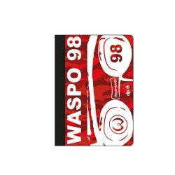 WASPO 98 - Mappe (18X23 cm)